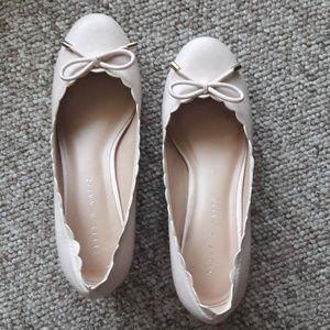 KELLY & KATIE 'CADENA' USED heels PALE PINK